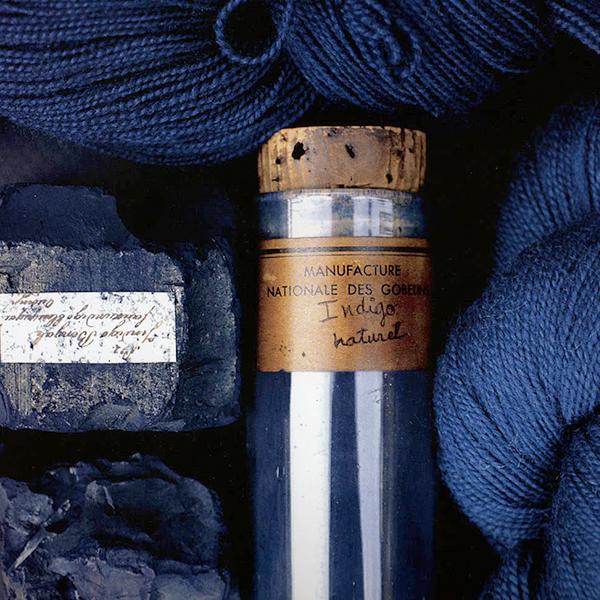 Corso di blu (indaco al tino)